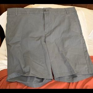 Gray shorts from target size 18 w